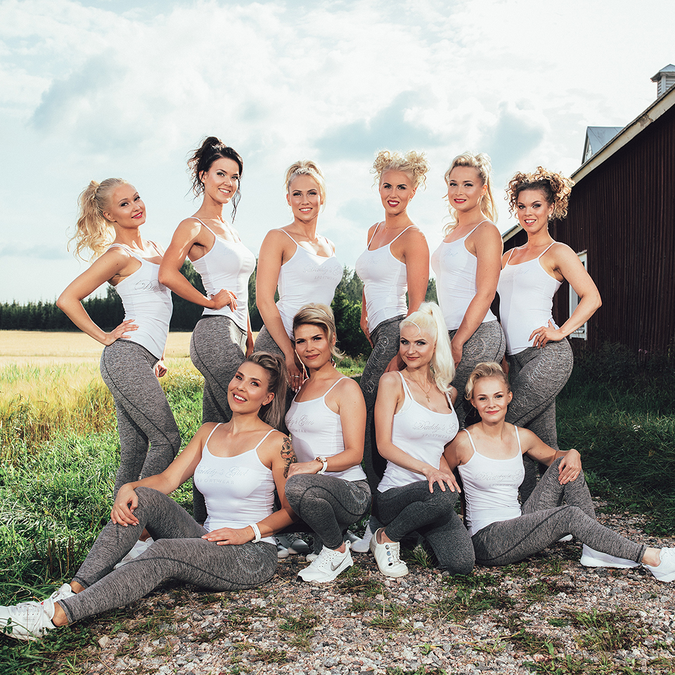 miss fitness finland