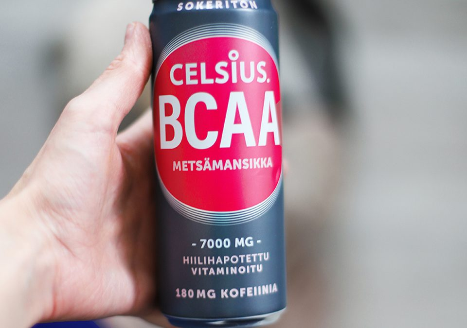 AMINO JUNGLE: CELSIUS BCAA