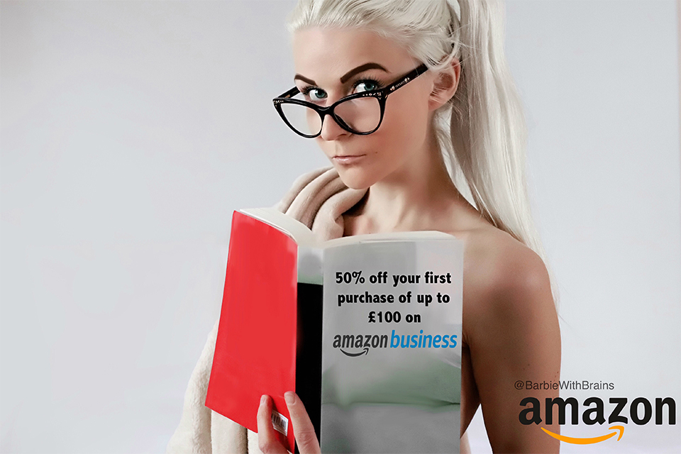 GET 50% DISCOUNT CODE ON AMAZON