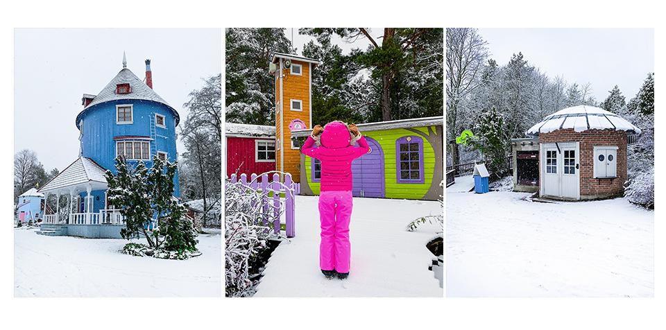 WINTER IN THE MOOMINWORLD, FINLAND