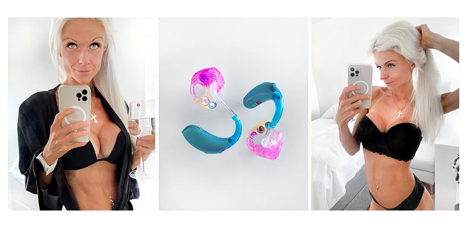 A GIRL WITH THE HEARING AIDS –TYTTÖ JA SEN KUULOLAITTEET